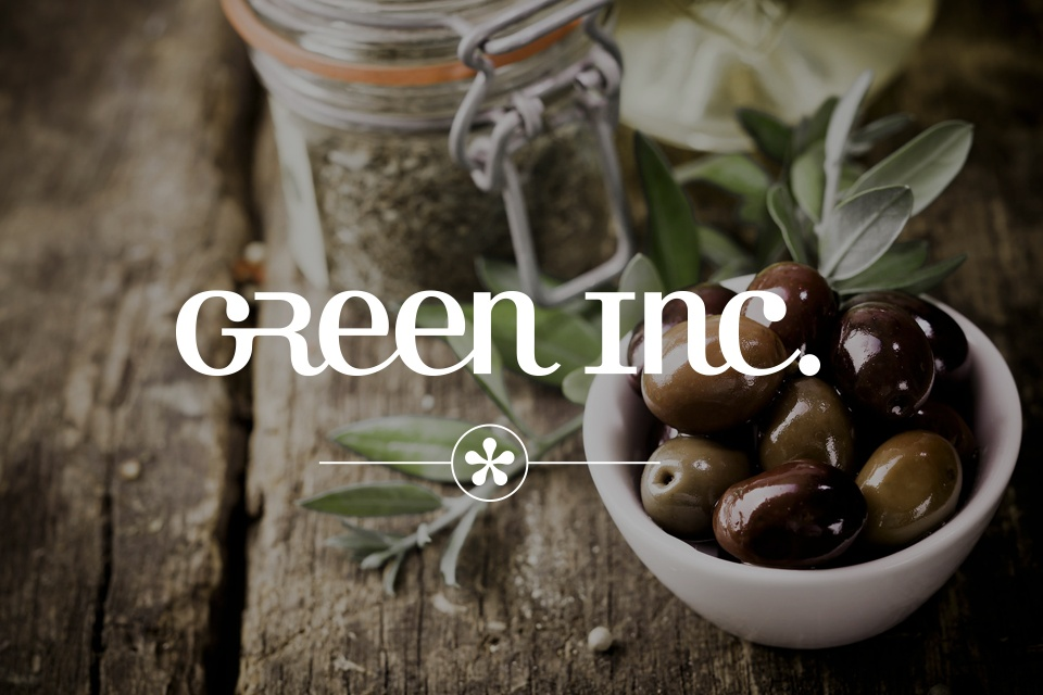 Brand strategy for GreenInc - by Corporate Creation